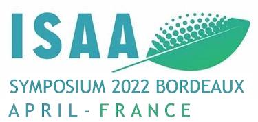 ISAA Symposium 2022. Bordeaux, France